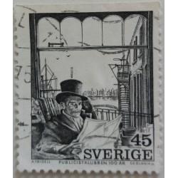 Timbre Suède : 0.45...