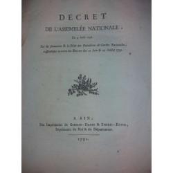 Révolution Française :...