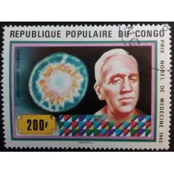 Congo Stamp: Alexandre...