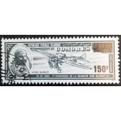 Comoros stamp: Louis...