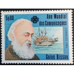 Guiné Bissau stamp: L....