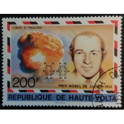 Obere Volta Briefmarke: L....