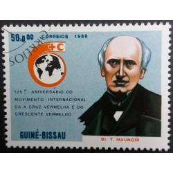Guinea-Bissau stamp: Dr. T....