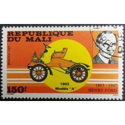 TIMBRE MALI : HENRY FORD...