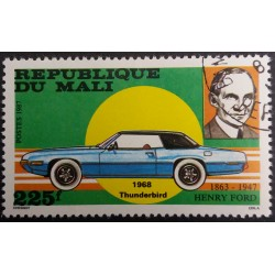 STAMP MALI: HENRY FORD...