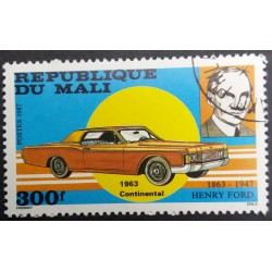 Mali Stamp: Henry Ford...