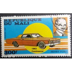 Timbro del Mali: Henry Ford...