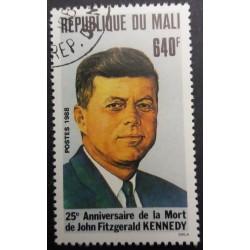 Mali stamp: 25th...