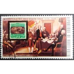 Upper Volta Stamp:...