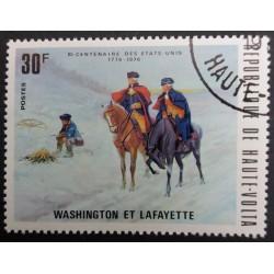 Upper Volta Briefmarke:...