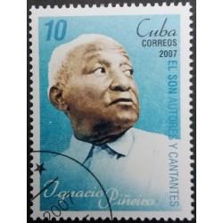 Cuba stamp: Ignacio Pineiro...