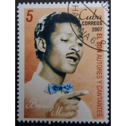 Cuba Stamp: Benny Moré 5 -...