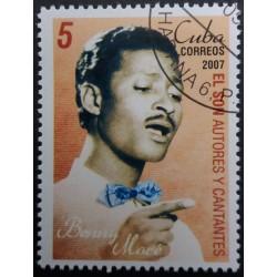 Kuba Briefmarke: Benny Moré...