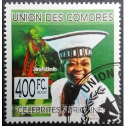 Timbre Union des Comores :...