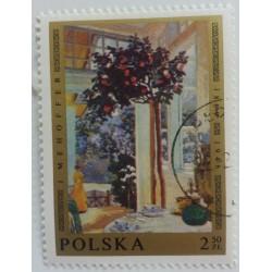 Poland Stamp: Jozef...