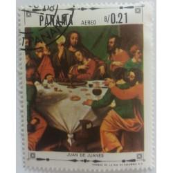 Panama stamp: Juan de...