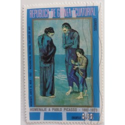 Equatorial Guinea stamp:...
