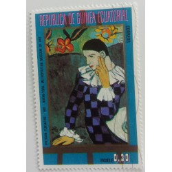 Stamp Republic Equatorial...
