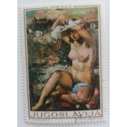 Yugoslavia stamp: Jovan...