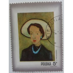 Poland stamp: Pronaszko 5 zl