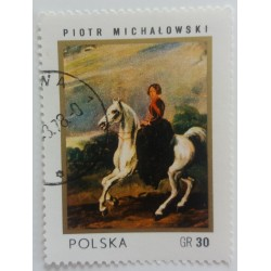 Poland Stamp: Piotr...