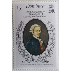 Stamp Dominican Republic:...