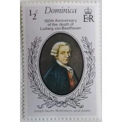 Stamp Dominican Republic:...