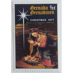 Grenadines stamp: Adoration...