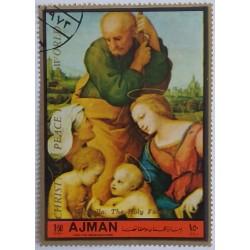 Briefmarke der Vereinigten...
