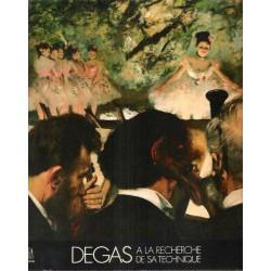 Degas - A la recherche de...
