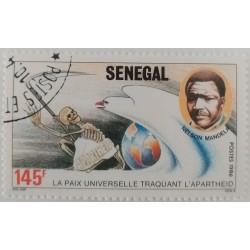Senegal stamp Nelson...
