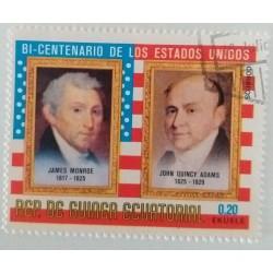 Stamp Equatorial Guinea...