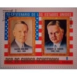 Postage stamp Equatorial...