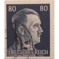 Postage stamp Adolf Hitler...