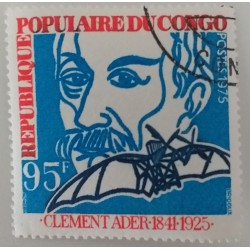 Stamp Republique Populaire...