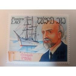 Laos Stamp: 1983 Cabot...