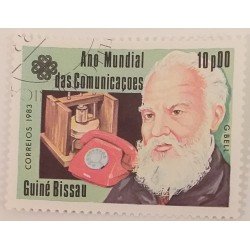 Stamp Guinea Bissau World...