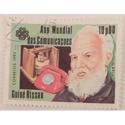 Stamp Guinea Bissau World...