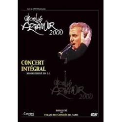 DVD : Charles Aznavour Live...