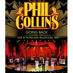 DVD Phil Collins : Going...