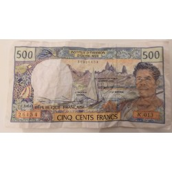 500 Francs Overseas...