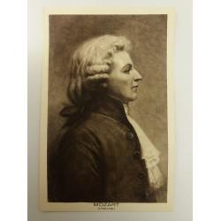 Retrato de Wolfgang Amadeus...