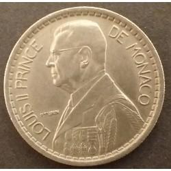 Coin Monaco 10 Francs 1946...