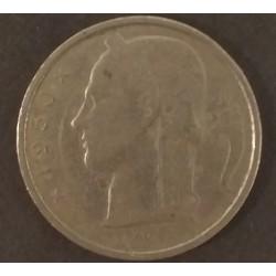 Coin Belgium 5 Francs 1950