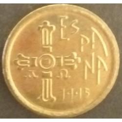 Coin Spain 5 Pesetas 1995
