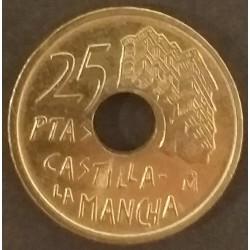 Coin Spain 25 Pesetas 1996