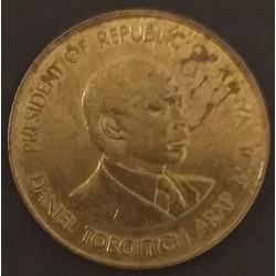 Coin Kenya 10 Cents Daniel...