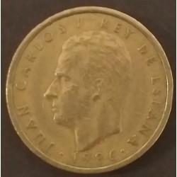 Moneta Spagna 100 pesetas 1986