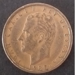 Coin Spain 100 Pesetas 1985