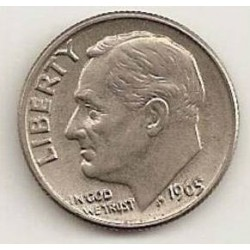 Coin United States: 1 Dime...